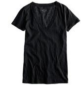 J.Crew Petite vintage cotton V-neck T-shirt