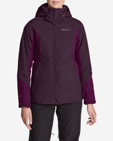 Eddie Bauer Women's Powder Search 3-In-1 Down Jacket II