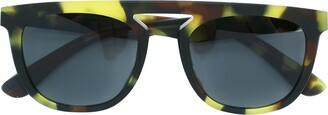 Mykita x Maison Margiela collaboration sunglasses