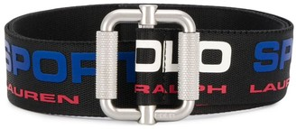 Polo Ralph Lauren buckled belt