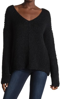 Line Romy Wool Blend Sweater
