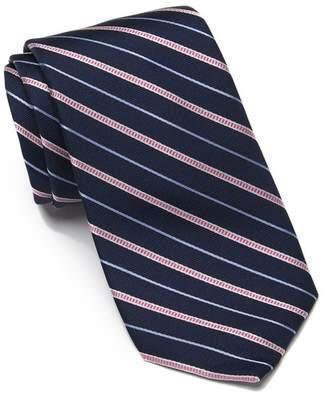 Nautica Genoa Silk Blend Stripe Tie
