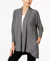 Style&Co. Style & Co. Shawl-Collar Open-Front Cardigan, Only at Macy's