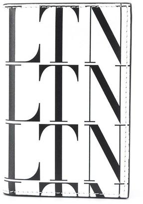Valentino VLTN print breast wallet