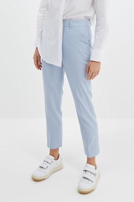 Celeste Wool Slim Suit Pant
