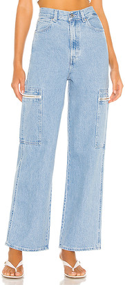 Levi's Utility High Loose. - size 23 (also