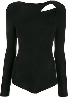 BA&SH Penelope body suit