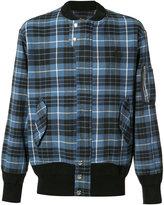 Vivienne Westwood Berry bomber jacket - men - Cotton/Linen/Flax/Spandex/Elastane - S
