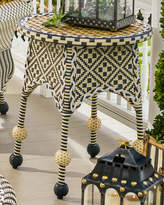 Mackenzie Childs MacKenzie-Childs Courtyard Outdoor End Table