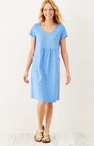 J. Jill Knit V-Neck Dress