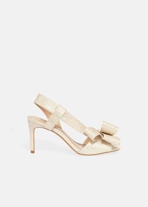 Phase Eight Allie Asymmetric Bow Sandals