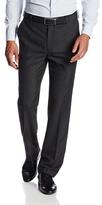 Haggar Men's Pinstripe Tailored-Fit Flat-Front Suit Separate Pant
