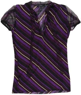 Gucci Purple Cashmere Tops