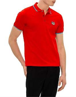 Kenzo Tiger Crest K Fit Polo