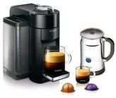 Nespresso VertuoLine Evoluo Deluxe Black & Aeroccino Plus