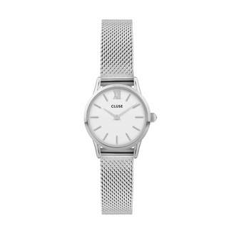 Cluse Womens Quartz Watch with Stainless Steel Strap CW0101206003