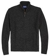 Pendleton Shetland Wool Full-Zip Cardigan