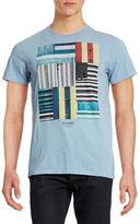 Ben Sherman Beach Hut Stripes T-Shirt