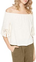 Sanctuary Sedona Off-the-Shoulder Top