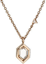 Diamond Foundry XO Barneys New York Women's Eva Fehren Hero Pendant Necklace-PINK