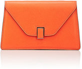 Valextra Women's Iside Mini Clutch-ORANGE