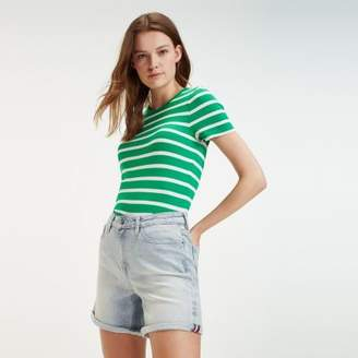Tommy Hilfiger Essential Skinny Rib T-Shirt