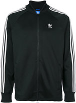 adidas tri stripe track jacket - men - Cotton/Polyester - S