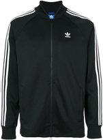 Adidas Originals - tri stripe track jacket - men - Cotton/Polyester - XS