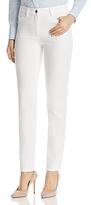 Basler High Waist Skinny Jeans in White