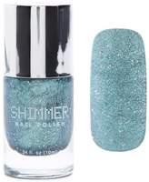 Forever 21 Sea Green Shimmer Nail Polish