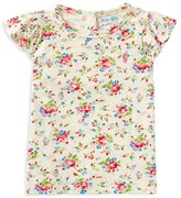 Ralph Lauren Infant Girls' Floral Print Tee - Sizes 9-24 Months