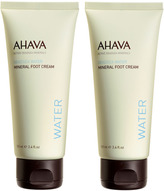 Ahava Mineral Foot Cream, Set of 2