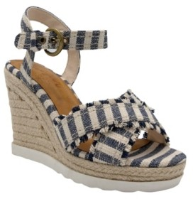 Sugar Women's Fave Platform Wedge Sandals Women's Shoes