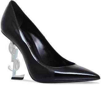 Saint Laurent Patent Opyum Pumps 110
