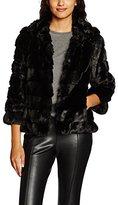 GUESS Women's Muesser Coat-W63L07W7IH0 Cape,S