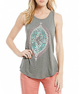 O'Neill Tile Graphic Tank Top
