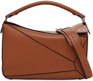 Loewe Puzzle Large Leather Bag