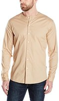 Publish BRAND INC.. Men's Andie Collarless Button Down Shirt