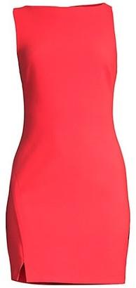 LIKELY Vina Split Mini Dress