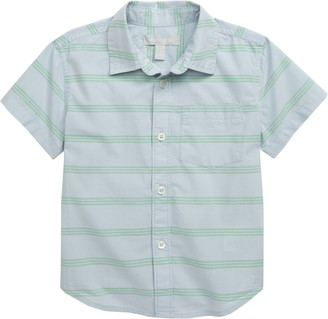 Nordstrom Poplin Button-Up Shirt