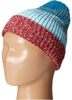 San Diego Hat Company Kids Multicolor Yarn Knit Beanie with Cuff (Little Kids)