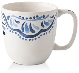 Juliska Iberian Journey Indigo Coffee/Tea Cup