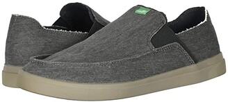 Sanuk Pick Pocket Slip-On Sneaker (Brindle) Men's Slip on Shoes