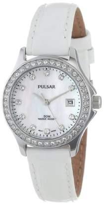 Pulsar Women's PH7245 Interchangeable Bands with Japanese Quartz Watch Set