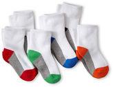 JCPenney Okie Dokie 6-pk. Low-Cut Cushioned Socks - Boys