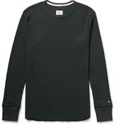Rag & Bone Waffle-Knit Cotton T-Shirt