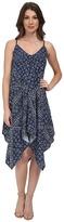 DKNY Batik Print Dress