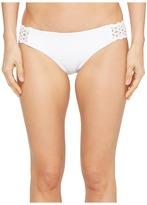 Becca by Rebecca Virtue Siren Side Tab Bottom Women's Swimwear