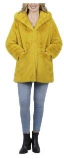 Love Token Wyatt Faux Fur Coat