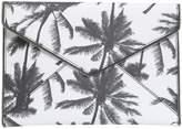 Rebecca Minkoff Palm Tree Leo Clutch